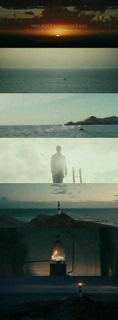 The Light Between Oceans (2015) A beautiful romantic film directed by Derek Cianfrance. DOP: Adam Arkapaw