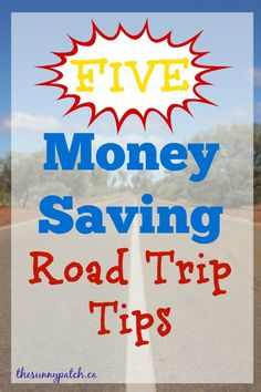 Planning a road trip this summer? One of the most expensive parts of a trip can be the travel - gas and airfare prices are creeping up all the time.