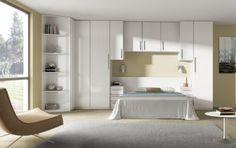 Proyectos reales puente de matrimonio mobles avenida for Ofertas de dormitorios de matrimonio con armario
