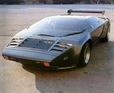 Vector W8 Vector W8  Olds Toronado Trans  5.7 Chevy twin turbo  240 mph (claimed)  640 bhp