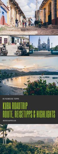 4 Wochen Kubarundreise – Routenvorschlag, kulinarische Tipps und Hotelempfehlungen Cuba Travel, Solo Travel, Trinidad, Cuba Itinerary, Varadero, World Pictures, Travel Alone, Where To Go, Wonderful Places