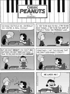 *SnoopyMania*: Lucy Van Pelt & Shoedher