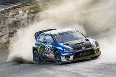 Rallycross-WM - Sieg in Hell - Kristofferssons Gasfuß - Motor, Race Cars, Racing, Twitter, Rally, Auto Racing, Norway, Drag Race Cars, Running