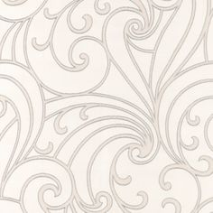 """Found it at Wayfair - Ulterior  33' x 20.5"""" Scroll 3D Embossed Wallpaper"""