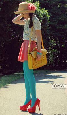 Shan Shan   romwe.com #romwe