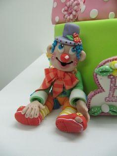 Cleety the clown-Clown