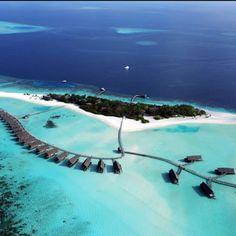 Cocoa Island resort @ Maladives