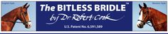 The Bitless Bridle by Dr. Robert Cook, FRCVS, Ph.D.  Love  them.