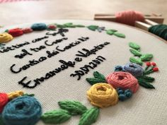 Embroidery hoop,Embroidery art,Hand embroidery,Floral embroidery,Embroidery hoop art,Modern embroidery,Home decor,Personalized custom order by zezehandcraft on Etsy https://www.etsy.com/listing/548092603/embroidery-hoopembroidery-arthand