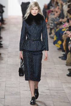 Michael Kors Collection Fall 2015 Ready-to-Wear Fashion Show - Ola Rudnicka