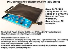 block cell phone tracking devices