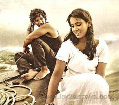 Kadal is a Tamil romantic thriller film directed and co-produced by Mani Ratnam. The film features debutantes Gautham Karthik, son of actor Karthik, and Thulasi Nair, daughter of Radha, in the lead roles.