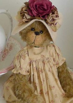 Clementine by Shaz Bears