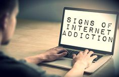 signs of internet addiction - Google Search