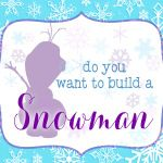 Frozen Party Printables- Free Party Theme Design | Frosted Events