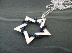Ocean Silver Star Pendant Necklace ONE DAY SALE £3.75