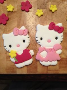 Hello Kitty Fondant