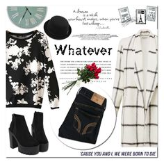 """""""Whatever..."""" by juliejones-333 ❤ liked on Polyvore featuring Waverly Grey, Kerr®, Hollister Co., Dot & Bo, Hanky Panky, polyvorecommunity, polyvoreeditorial and polyvoreOOTD"""