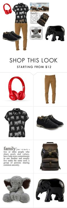 """Boy outfit #28 (Kayla)"" by tori-kaylabeauty ❤ liked on Polyvore featuring Zara, Topshop, Cole Haan, WALL, Beara Beara, The Elephant Family, men's fashion and menswear"