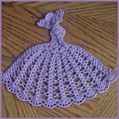 Crinoline Lady Crochet Pattern - Google Search