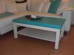 upholstered ikea lack coffee table