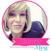 Talk about inspirational! Skinny Meg is not just skinny, she is all about being fit. Sharing her meals and get this workout tutorials! She wakes up and hits the gym at 5:00 a.m. every day! That is inspirational and dedication!