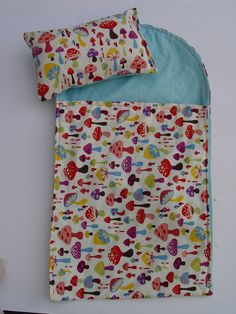 THE SEWING DORK: Handmade Holidays Tutorial - Sew Some Stuffie Sleeping Bags