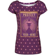 Protect Your Mind - T-shirt van Fantastic Beasts and Where to Find Them