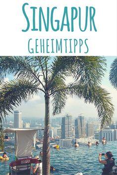 Infinity Pool Marina Bay Sands, Singapore   Blog post: Singapore - Insider tips…