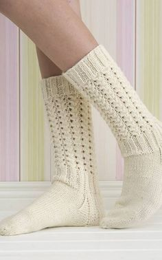 Nordic Yarns and Design since 1928 Crochet Socks, Knitting Socks, Hand Knitting, Knit Crochet, Wool Socks, My Socks, Mitten Gloves, Mittens, Slipper Socks