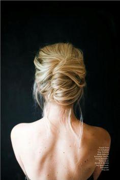 French Twist Tutorial DIY Messy French Twist Tutorial for your wedding day.DIY Messy French Twist Tutorial for your wedding day. My Hairstyle, Pretty Hairstyles, Easy Hairstyles, Hairstyles 2016, Evening Hairstyles, Black Hairstyles, Bridal Hairstyles, Latest Hairstyles, Hairstyle Tutorials
