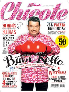 'Alberto Chicote' llega a los quioscos. ¡Conoce su nueva revista!
