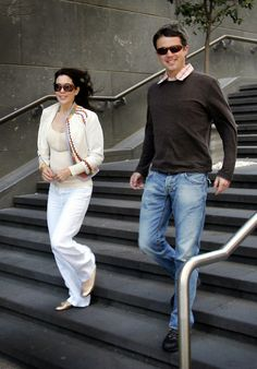 29 November 2006 - Lunch and Shopping at the Southbank in Melbourne
