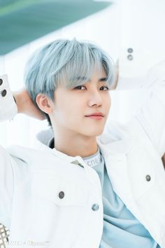 Naver x dispatch photoshoot nct dream jaemin