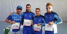 SALOBREÑA. Crónica de Manuel Alonso de la participación del Club Atletismo Sexitano en la sexta prueba del XXX Gran Premio de Fondo Diputación Cruzcampo.