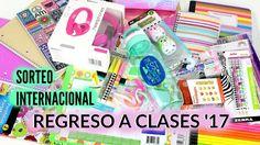 REGRESO A CLASES - SORTEO INTERNACIONAL 2017 ABIERTO | Makeup by Michela