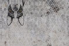 Pug classique papier peint Mural - 8 panneaux M9224 par WallsRepublic sur Etsy https://www.etsy.com/ca-fr/listing/255680272/pug-classique-papier-peint-mural-8