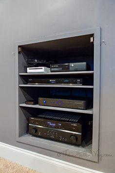 How To Build A Nas Movie Home Entertainment System