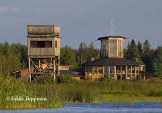 Liminganlahti birds viewing place, Gulf of Bothnia, Northern Ostrobothnia - Pohjois-Pohjanmaa