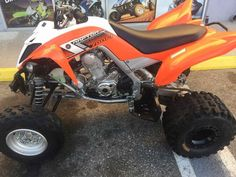 Used 2014 Yamaha YMF RAPTOR 700 ATVs For Sale in California. 2014 YAMAHA YFM RAPTOR 700Details:Just servicedElectric Start5 Speed4 strokeDry weight 422 LbsFuel capacity 2.9 GalSeat height 32.7 InchesReverseLED Bar in the frontTags good till June 2018*FINANCING AVAILABLE*On approved creditDown payment (25 % required): $1,600.0024 monthly payments of: $262.11OR48 monthly payments of $158.59(Estimated payments: may vary based on your credit)