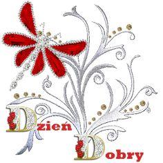 Wiersze,Gify Na Dzień Dobry ...: Gify na dzien dobry - kwiaty Image Editor