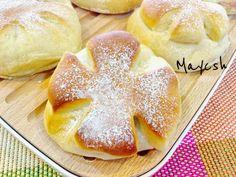 紅豆乳酪風車麵包