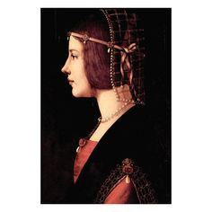 Lady Beatrice d'Este Canvas Art at Joss & Main