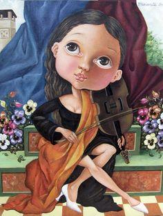 Originaria di Cremona, Mariarita Brunazzi, da alcuni anni vive e lavora nella splendida città di Mantova, e fi...
