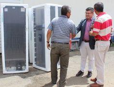 Secretaría de Educación entregó mobiliario a escuelas de Popayán.