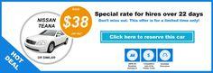 Hot Deals on Car Rental Wellington - Cheap Car Hire Book Online Car Rental Deals, Car Deals, Cheap Cars, Books Online, Auckland, Day