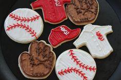 cardinals sugar cookies on etsy.