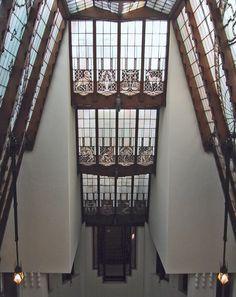 Van der Mey,Scheepvaarthuis, Amsterdam 1912-1917