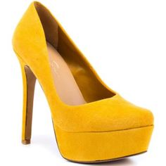 #Womens Shoe Waleo - Mustard Suede by Jessica Simpson  #Collection 2013 for Women #2dayslook #Collection fashion #2013forWomen  www.2dayslook.com