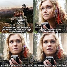 Clarke #the100
